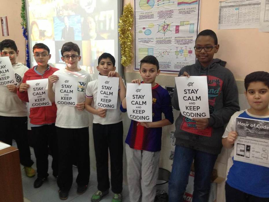 Hour Of Code 2015 Pic4