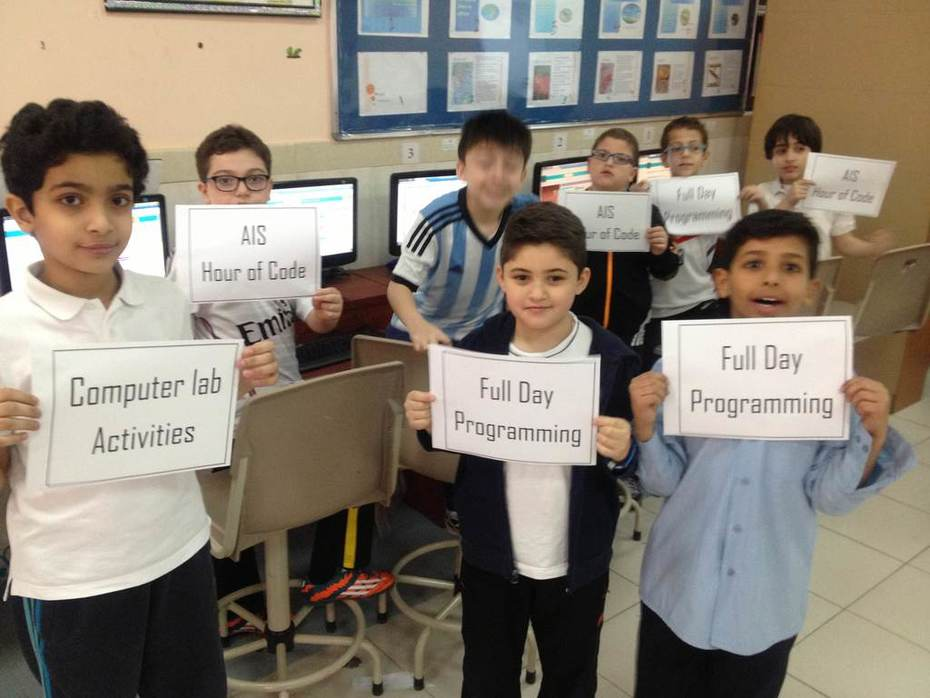 Hour Of Code 2015 Pic6