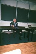 John Punschon Lecturing