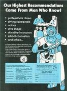 1978 Coastal School of Deep Sea Diving Ad