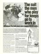 1976 Viking Wet Suit Ad