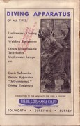 Siebe, Gorman & Co. Ad, 1951