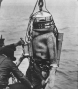 Max Nohl's famous dive