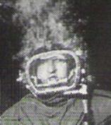 Early Widolf Mask circa 1963