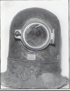 Hall-Rees Light Diving Dress & Smoke Helmet, circa 1908