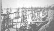 Offshore Oil Wells Summerland, CA 1898