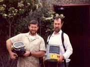 Modern Diving Helmets