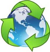 Earth  recycle