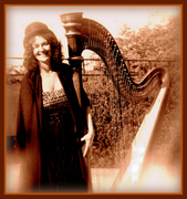 5. Shirley With Her Harp