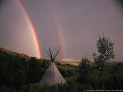 VQ Camp with Rainbow