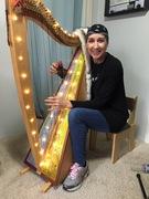 The Happy Harpist