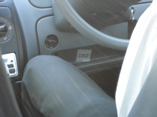 DB2 in Taxi