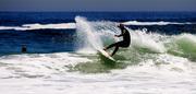 unknown surfer llandudno