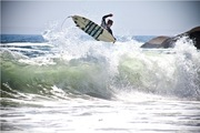 Local surf session