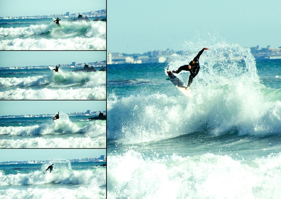 Big Bay Sequence