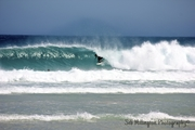 Matthew Bromley Shredding the dune