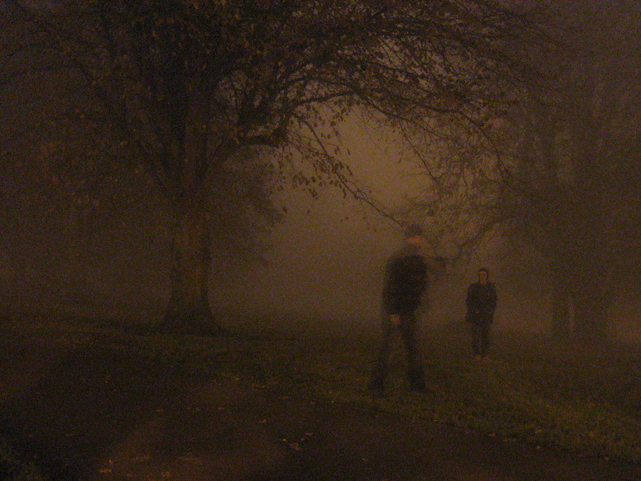 Ghosts in the park (2)