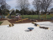 Development of the park Play Area.