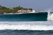Empty Maldives