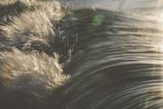 Wave falls