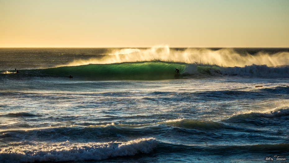 Surfer: Ramon Tavenor