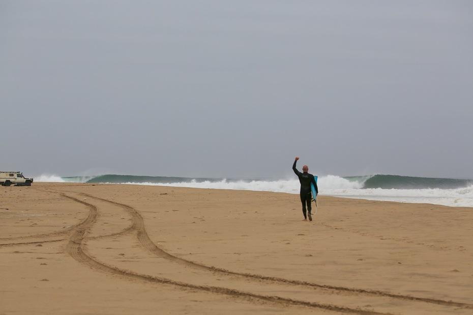 African Surf Dream