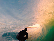 Sunset session by Kevin Olsen