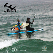 tristan 9yrs Ubered back to the reef