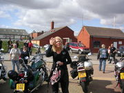 Withernsea bike day