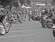 ILLINOIS MOTORCYCLE FREEDOM RUN SUPPORTING OUR TROOPS