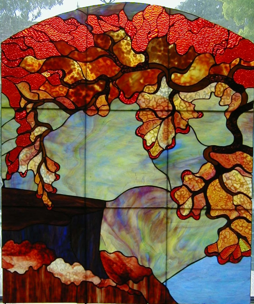 Autumn Triptych (Left)