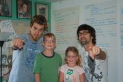 Rhett & Link + my kids
