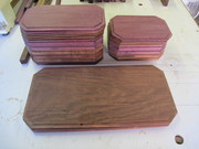 10 Tops and Bottoms ready for sanding