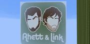 Minecraft Rhett & Link