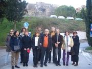Visite du Castellet 1er janvier 2011