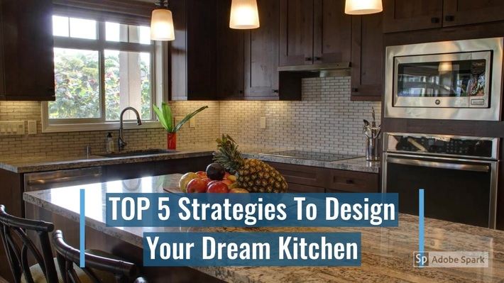 How To make your Dream Kitchen
