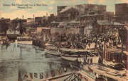The Houston Ship Channel (1908)