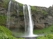 South Iceland-Skeljaland waterfall, Skogar Waterfall, Vik, Ice Lagoon, Puffin birds etc-06