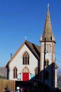 the little church in the big church's shadow