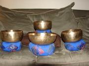 16th - 17th century singing bowls