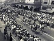 Downtown Fat Stock Show Parade
