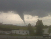Dec 14 2010 Tornado Aumsville, Oregon