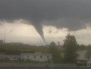 F2 Tornado Hits Aumsville!!