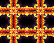 Fractal Flame Grid