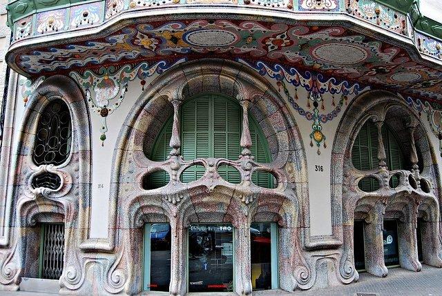 Gaudi, Spanish architect