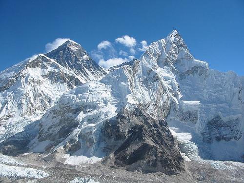 nature beautiful - Mount-Everest-from-Kala-Patthar-apurdam