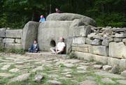 Dolmen pilgrimage. September 2013