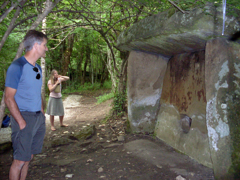 Our Dolmen trip, May 2014