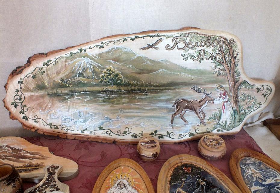 Amazing woodcrafts - true works of art!