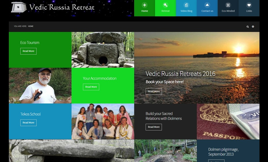 Vedic Russia Retreat